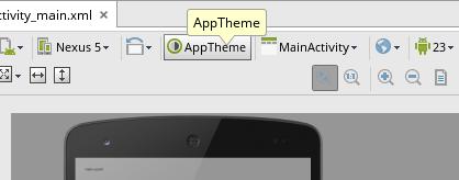 App Theme